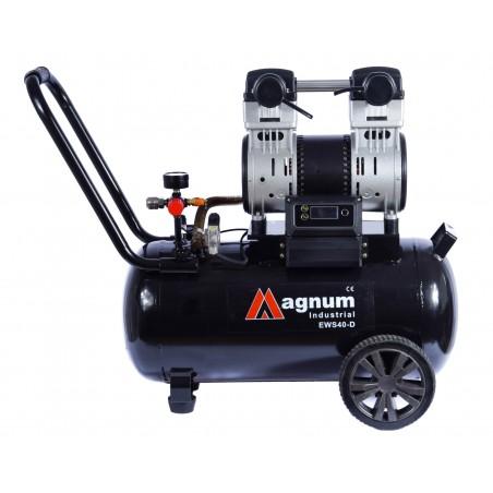 Kompresor bezolejowy MAGNUM EWS-40D