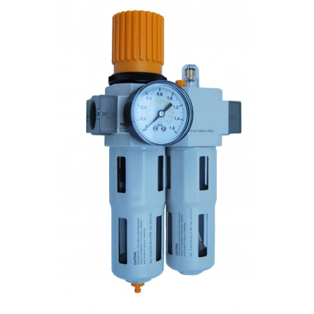 Blok przygotowania sprężonego powietrza MAGNUM QFC-5010-06