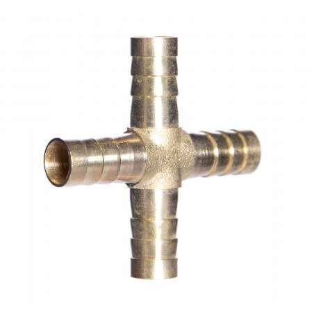 Czwórnik pneumatyczny do węża 9mm