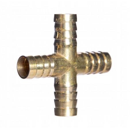 Czwórnik pneumatyczny do węża 12 mm