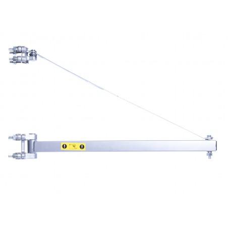 Wysięgnik do wciągarek elektrycznych 1000 kg 750 mm