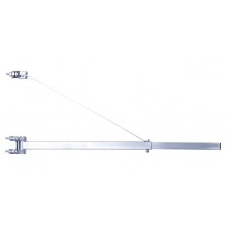 Wysięgnik do wciągarek elektrycznych 600/250 kg 1100/750 mm
