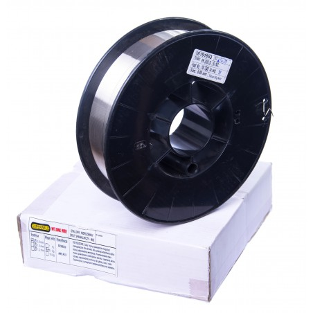 Drut do spawania stali nierdzewnej MAG 308LSi 0.8 mm 5kg SUPERWELD