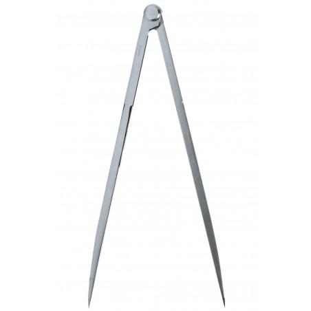 Cyrkiel traserski prosty MAGNUM 400 mm