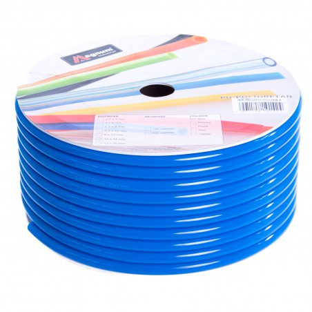 Przewód poliuretanowy MAGNUM 14x10 mm niebieski