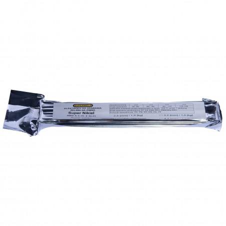 Elektroda do żeliwa Ni-Cl Ø 4.0x350 1kg SUPERWELD