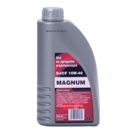 Olej silnikowy półsyntetyczny MAGNUM 10W-40 1 L