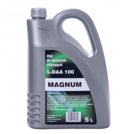 Olej do sprężarek tłokowych MAGNUM L-DAA 100 5L