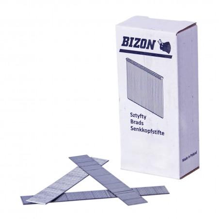 Sztyfty z łebkiem BIZON Typ SK-320/16 mm 5000 szt.