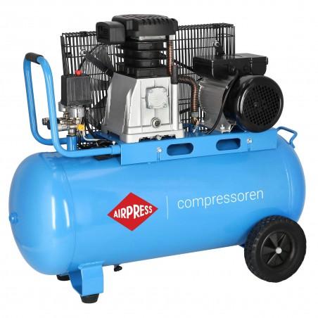 Kompresor warsztatowy AIRPRESS HL 340-90