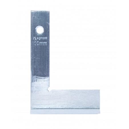Kątownik ze stopką MAGNUM 100x70 mm
