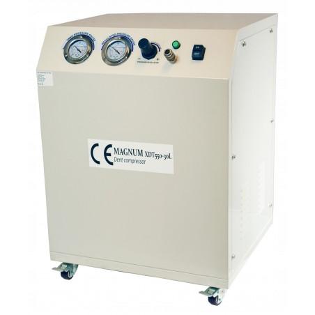 Kompresor bezolejowy MAGNUM DT-550/30Z