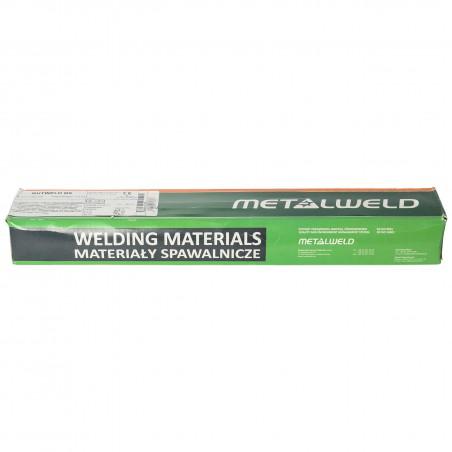 ELEKTRODY METALWELD RUTWELD BS 2,5X350 4,5KG