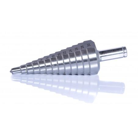 Wiertło wielostopniowe MAGNUM SD-04 6-30 mm INOX