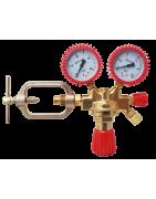 Reduktory i osprzęt gazowy